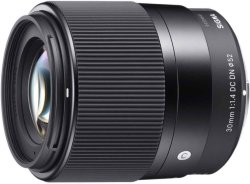 Sigma 30mm f/1.4 DC DN for Sony
