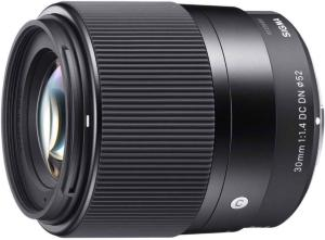 Sigma 30mm f/1.4 DC DN for mFT