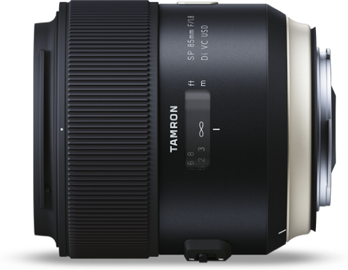 Tamron SP 85mm f/1.8 Di VC USD for Sony