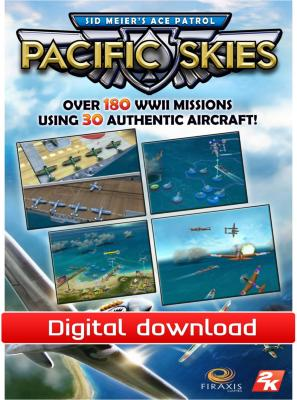 Sid Meier' Ace Patrol: Pacific Skies til PC
