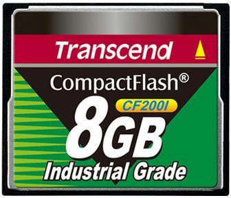 Transcend CF200I 8GB