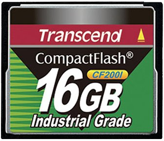 Transcend CF200I 16GB