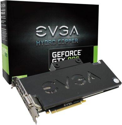 EVGA GeForce GTX 980 Hydro Copper