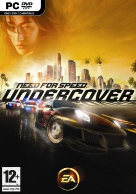 Need for Speed Undercover til PC
