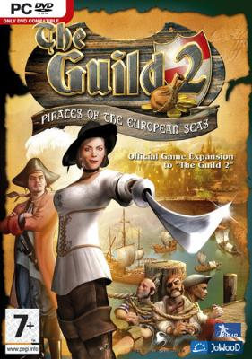 The Guild 2: Pirates of the European Seas til PC
