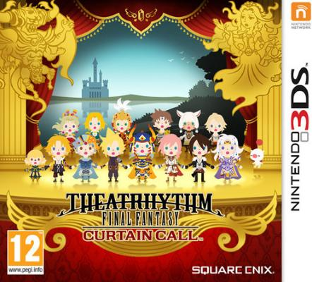 Theatrhythm: Final Fantasy Curtain Call til 3DS