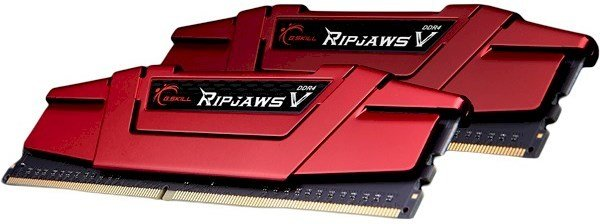 G.Skill RipjawsV DDR4-3200 C14 DC 16GB