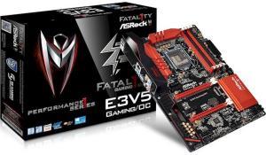 ASRock Fatal1ty E3V5 Performance Gaming