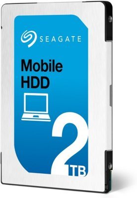 Seagate Mobile HDD 2TB