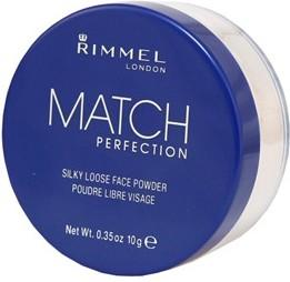 Rimmel Match Perfection Silky Loose Powder