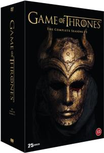 Game of Thrones: sesong 1-5