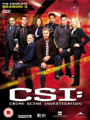 CSI: Las Vegas - Sesong 3 (6 disc)