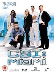 CSI: Miami - Sesong 1