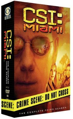 CSI: Miami - Sesong 3