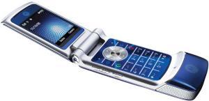 Motorola Krzr K1 med abonnement
