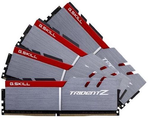 G.Skill TridentZ DDR4 3600MHz CL17 16GB (4x4GB)