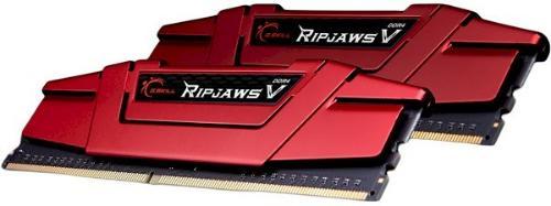 G.Skill RipjawsV DDR4 2400MHz CL15 8GB (2x4GB)