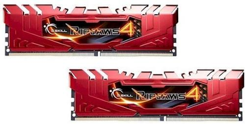 G.Skill Ripjaws 4 DDR4 2666MHz CL16 8GB (2x4GB)
