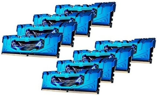 G.Skill Ripjaws 4 DDR4 3000MHz CL15 32GB (8x4GB)