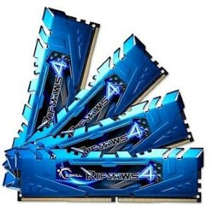 G.Skill Ripjaws 4 DDR4 2666MHz CL16 16GB (4x4GB)
