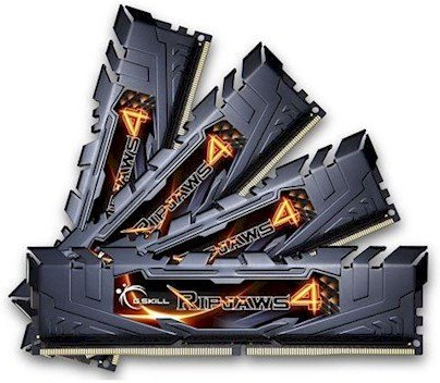 G.Skill Ripjaws 4 DDR4 2800MHz 32GB CL16 (8x4GB)