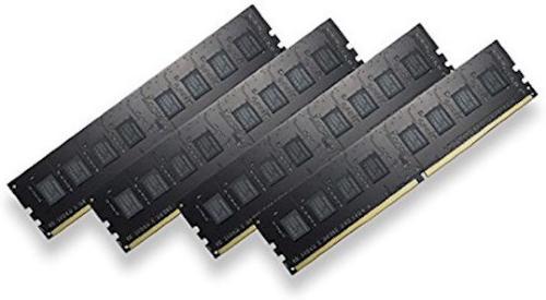 G.Skill Value DDR4 2400MHz CL15 16GB (4x4GB)