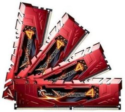 G.Skill Ripjaws 4 DDR4 2666MHz 16GB CL15 (4x4GB)