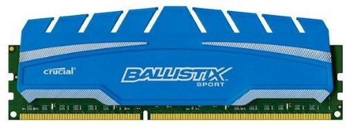 Crucial Ballistix XT DDR3 1600MHz CL9 4GB (1x4GB)