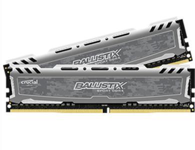 Crucial Ballistix Sport DDR4 2400MHz CL16 32GB (2x16GB)