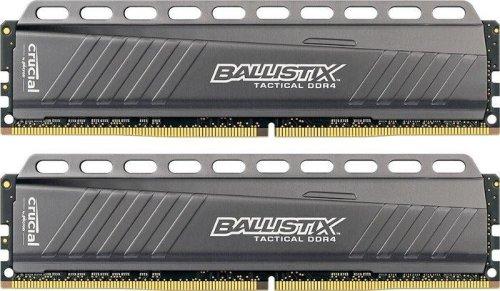 Crucial Ballistix Tactical DDR4 2666MHz CL16 8GB (2x4GB)