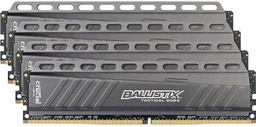 Crucial Ballistix Tactical DDR4 2666MHz CL16 16GB (4x4GB)