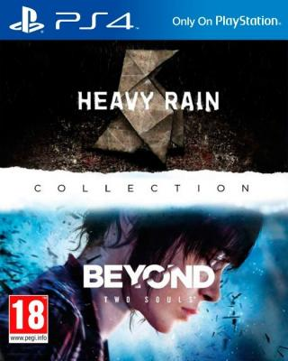 Heavy Rain til Playstation 4