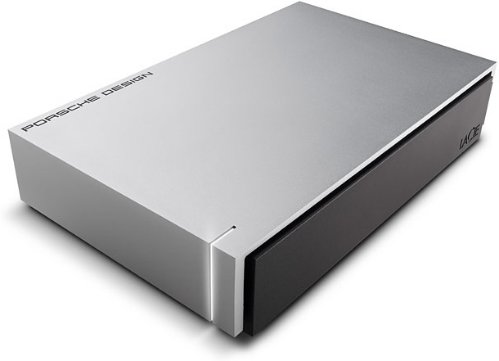 LaCie Porsche Design Desktop 4TB MAC design