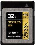 Lexar XQD Professional 2933X XQD 32GB