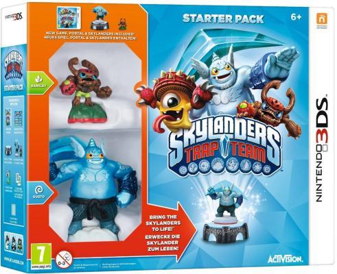 Skylanders: Trap Team til 3DS