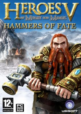 Heroes of Might and Magic V: Hammers of Fate til PC
