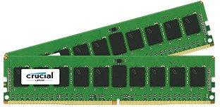 Crucial DDR4 ECC 2133MHz 32GB (4x8GB)
