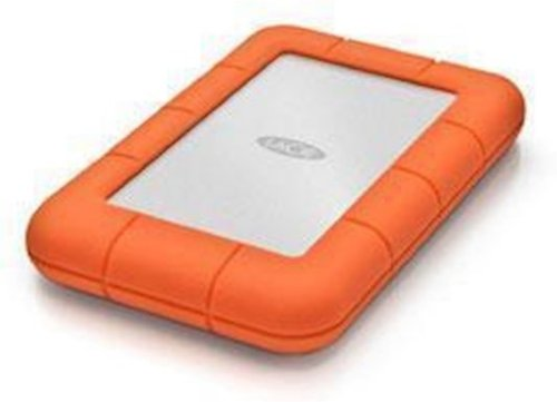 LaCie Rugged Mini 4TB
