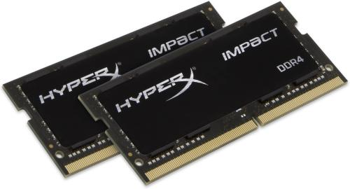 Kingston HyperX Impact SO-DIMM DDR4 2133MHz 16GB (2x8GB)