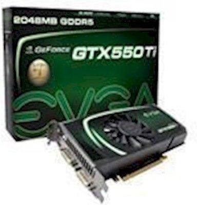 EVGA GeForce GTX 550 Ti