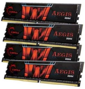 G.Skill AEGIS DDR4-2133 C15 QC 32GB (4x4GB)