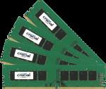 Crucial DDR4 ECC 2133MHz 64GB (4x16GB)