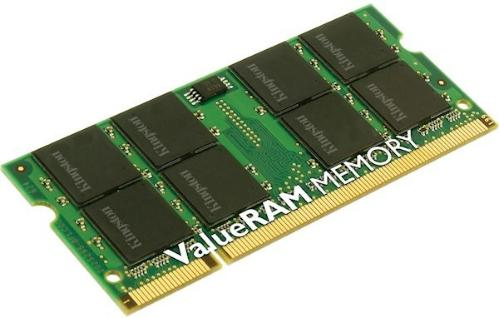 Kingston ValueRAM SO-DIMM DDR2 667MHz 1GB (1x1GB)