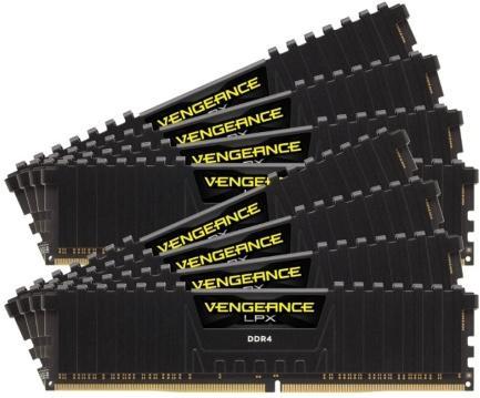 Corsair Vengeance LPX DDR4 2666MHz 128GB (8x16GB)