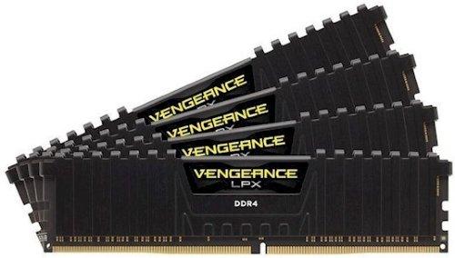 Corsair Vengeance LPX DDR4 3333MHz 16GB Black (2x8GB)