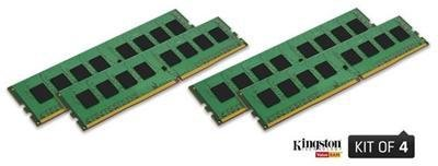 Kingston ValueRam DDR4 2133MHz ECC 32GB (4x8GB)