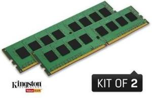 Kingston ValueRam DDR4 2133MHz ECC 8GB (2x4GB)