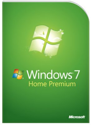 Microsoft Windows 7 Home Premium Retail