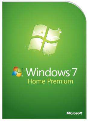Microsoft Windows 7 Home Premium Retail