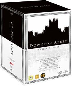 Downton Abbey Komplett samleboks